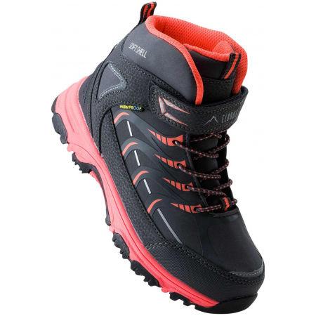Juniorské trekové boty - Elbrus HIKO MID WP JR - 4