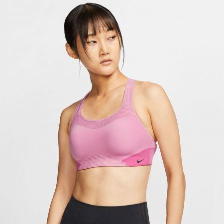 Women's sports bra - Nike ALPHA BRA NOVELTY - 3