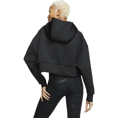 Női pulóver - Nike NP CLN FLC HOODIE W - 2