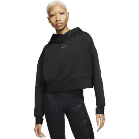 Nike NP CLN FLC HOODIE W - Dámska mikina