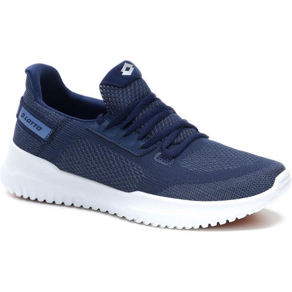 Lotto CITYRIDE AMF ULTRA MLG modrá 11.5 - Pánska obuv na voľný čas