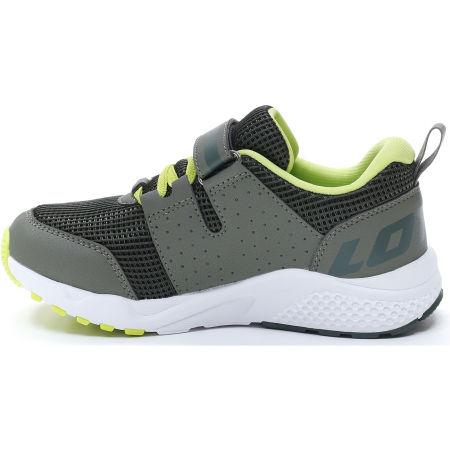 Junior cipő - Lotto BREEZE ULTRA II CL SL - 3