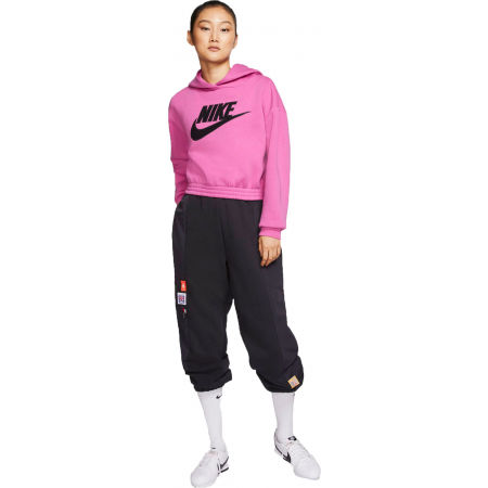 Dámska mikina - Nike NSW ICN CLSH FLC HOODIE BB W - 5