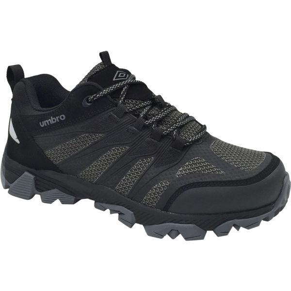 Umbro DOCKER černá 42 - Pánská treková obuv