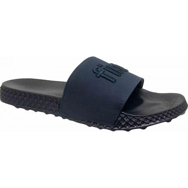 Reaper AMBIS tmavě modrá 40 - Pánské pantofle