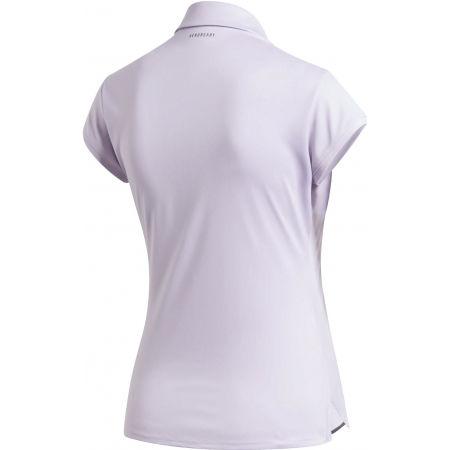 Дамска тениска за тенис - adidas CLUB 3 STRIPES POLO - 2