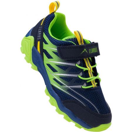 Dětská vycházková obuv - Elbrus TERRIN JR - 4