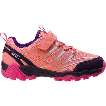 Detská vychádzková obuv - Elbrus TERRIN JR - 2