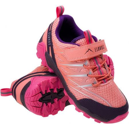 Detská vychádzková obuv - Elbrus TERRIN JR - 5
