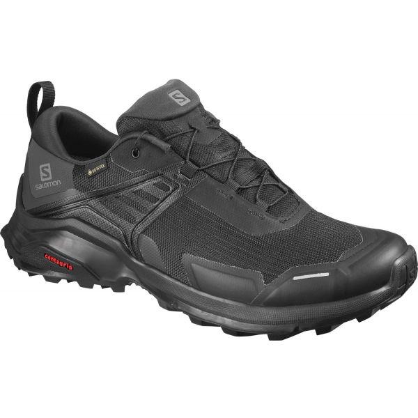 Salomon X RAISE GTX čierna 8 - Pánska funkčná obuv