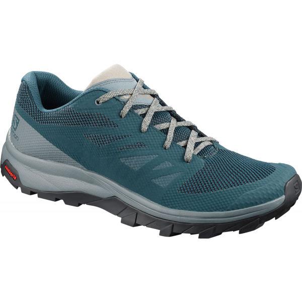 Salomon OUTLINE kék 9.5 - Férfi cipő