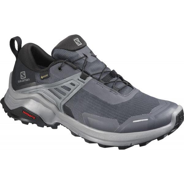 Salomon X RAISE GTX W szürke 6.5 - Női funkciós cipő