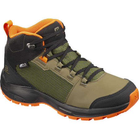 Salomon OUTWARD CSWP J - Children's hiking shoes