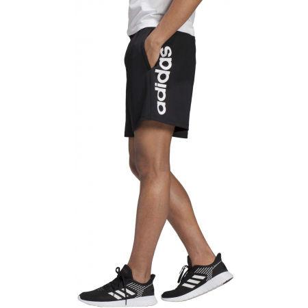Herren Shorts - adidas E LIN SHRT SJ - 4