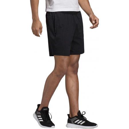 Herren Shorts - adidas E LIN SHRT SJ - 5
