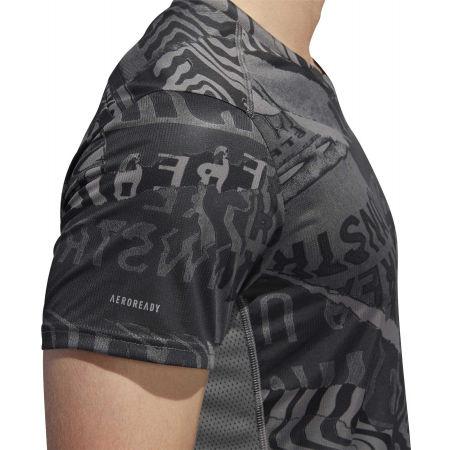 Pánske športové tričko - adidas OWN THE RUN TEE - 9