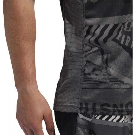 Pánske športové tričko - adidas OWN THE RUN TEE - 10