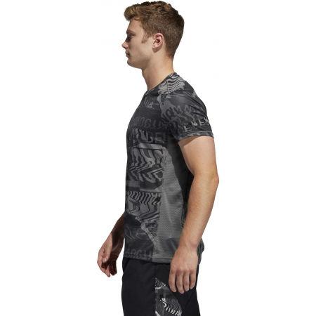Pánske športové tričko - adidas OWN THE RUN TEE - 5