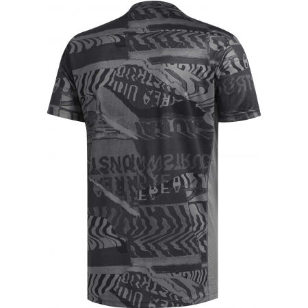 Pánske športové tričko - adidas OWN THE RUN TEE - 2