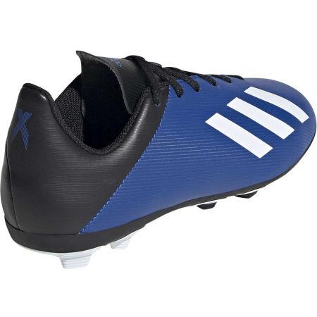 Obuwie piłkarskie juniorskie - adidas X 19.4 FXG J - 6
