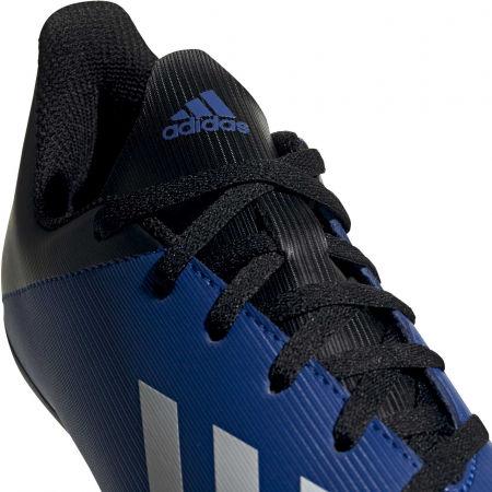 Obuwie piłkarskie juniorskie - adidas X 19.4 FXG J - 7