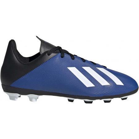 Obuwie piłkarskie juniorskie - adidas X 19.4 FXG J - 2