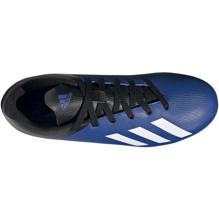 Obuwie piłkarskie juniorskie - adidas X 19.4 FXG J - 4