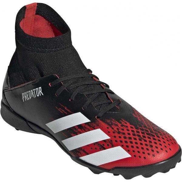 adidas PREDATOR 20.3 TF J červená 12.5 - Dětské turfy