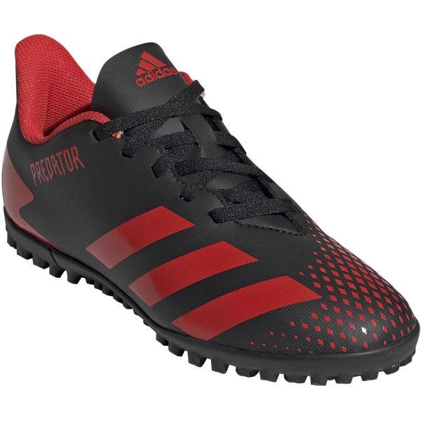 adidas PREDATOR 20.4 TF J čierna 5.5 - Juniorské turfy