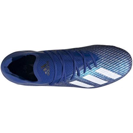 Pánske lisovky - adidas X 19.2 FG - 4