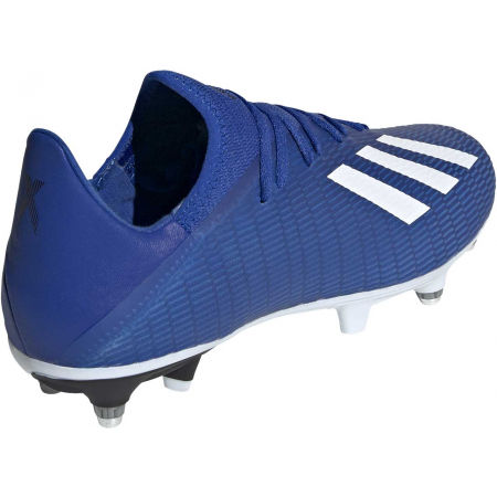 Obuwie piłkarskie męskie - adidas X 19.3 SG - 6