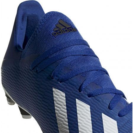 Obuwie piłkarskie męskie - adidas X 19.3 SG - 7