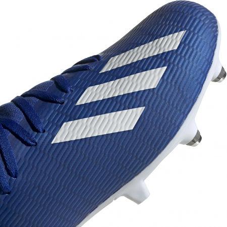Obuwie piłkarskie męskie - adidas X 19.3 SG - 8