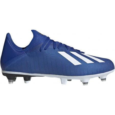 Obuwie piłkarskie męskie - adidas X 19.3 SG - 2