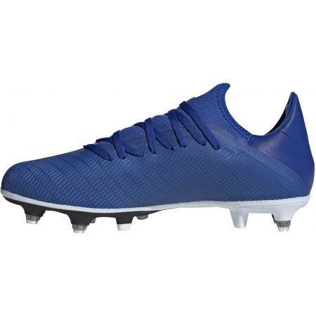 Obuwie piłkarskie męskie - adidas X 19.3 SG - 3