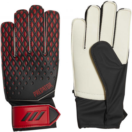 Kids' goalkeeper gloves - adidas PREDATOR GL TRN J - 1