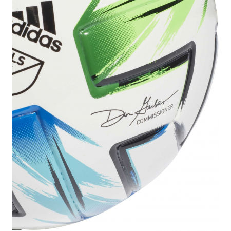 Mini futbalová lopta - adidas MLS NATIVO XXV MINI - 4