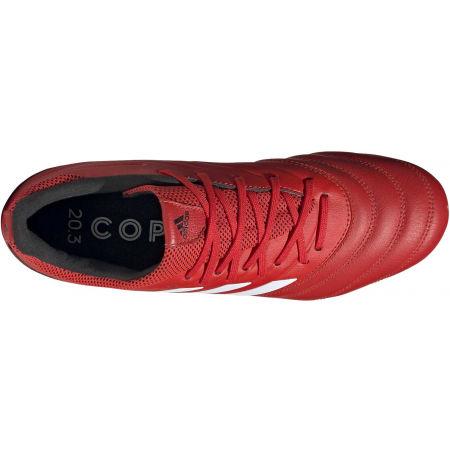 Men's football cleats - adidas COPA 20.3 FG - 4