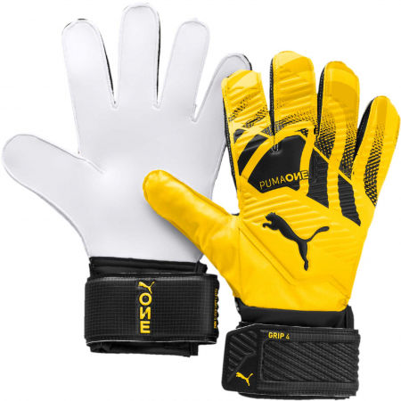 Puma ONE GRIP 4 RC - Kids' goalkeeper gloves