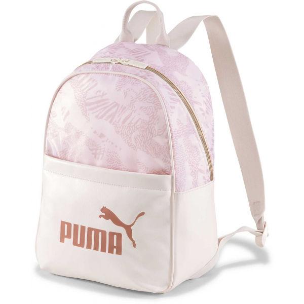Puma CORE UP BACKPACK růžová NS - Stylový batoh
