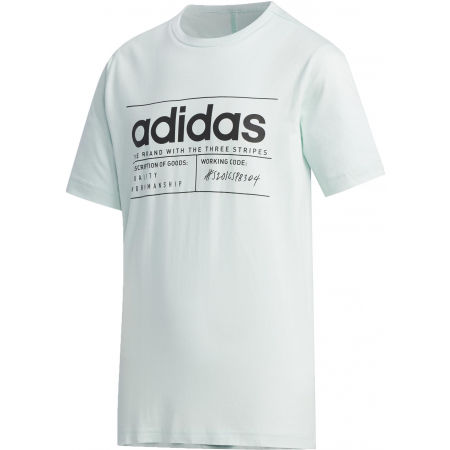 adidas YB BB T - Boys' T-shirt