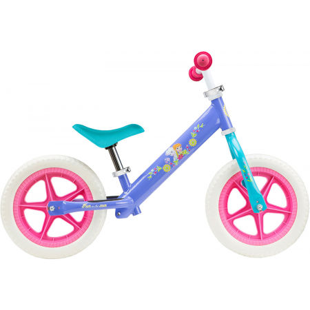 Children's push bike - Disney LEDOVE KRALOVSTVI - 1