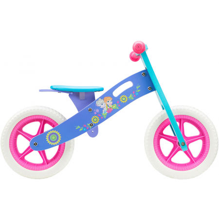 Disney LEDOVE KRALOVSTVI - Wooden children's push bike