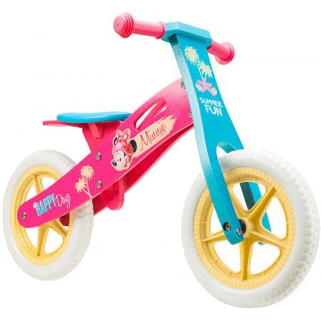 Rowerek biegowy drewniany - Disney MINNIE - 2