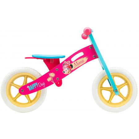 Disney MINNIE - Wooden children's push bike