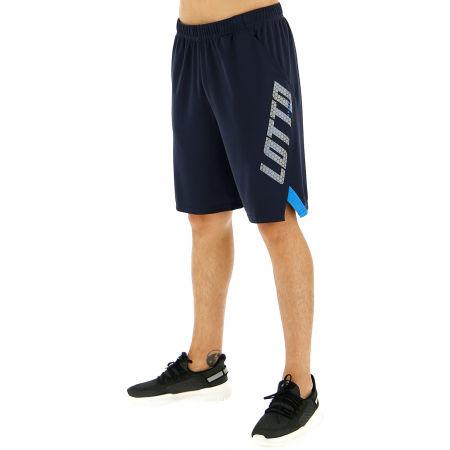 Мъжки къси панталони - Lotto LOGO III BERMUDA PL - 4