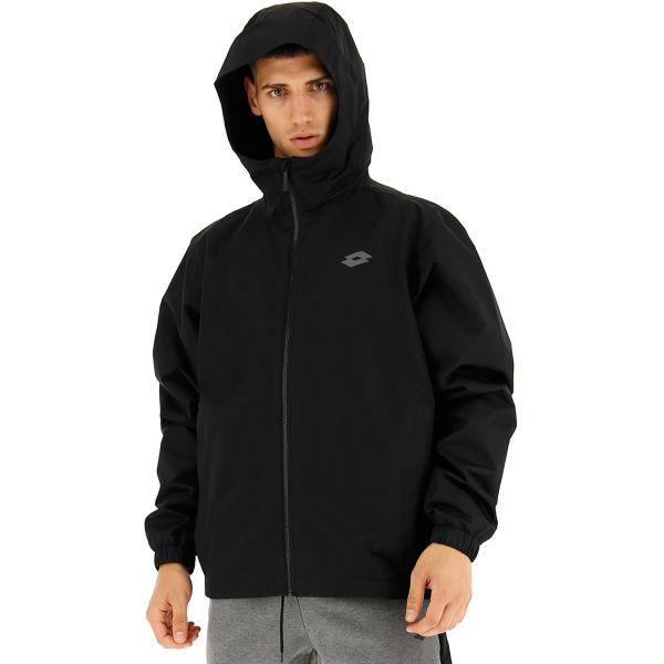 Lotto DINAMICO II JACKET NY černá XL - Pánská bunda