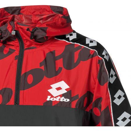 Pánska športová bunda - Lotto ATHLETICA PRIME JACKET WN HZ HD PRT PL - 3
