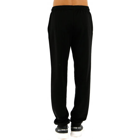 Spodnie dresowe męskie - Lotto PANT MILANO LOGO PL - 5