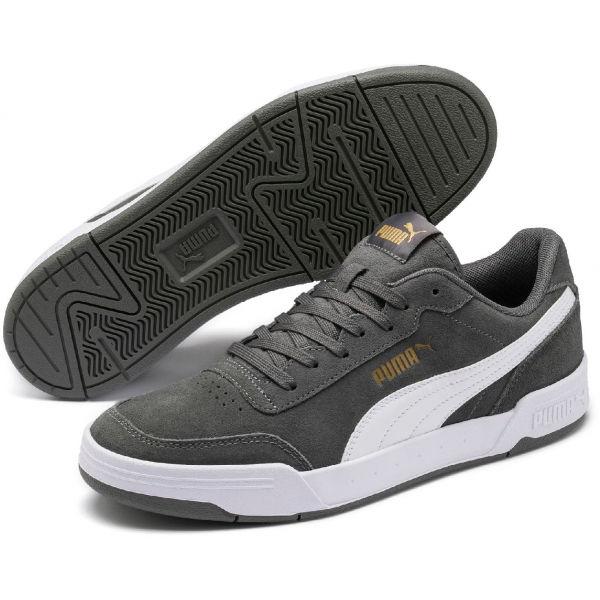 Puma CARACAL SD tmavě šedá 9 - Pánské volnočasové boty